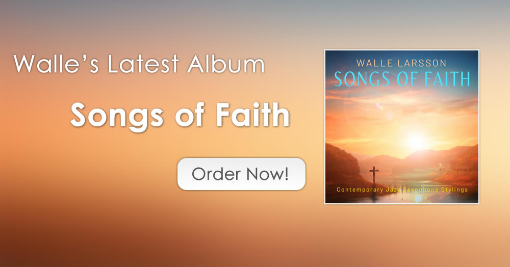 Songs of Faith Album by Walle Larsson